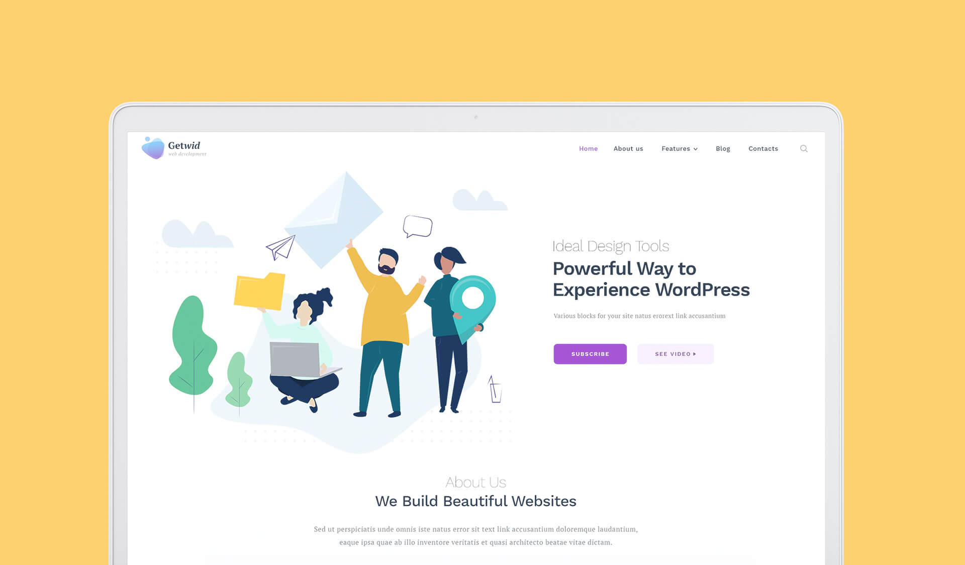 Image Hotspot WordPress Block
